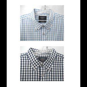Charles Tyrwhitt 2 Button Collar Classic Shirts XL